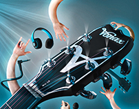 Retouching - Vonax Guitar