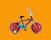 Promoción bicicletas - Corona