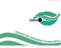 Manual de Identidad Corporativa - JUANITA (Ejercio)