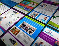 Arte para E-mail Marketing (Newsletter)