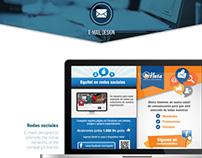 Internal communication - E-Mail design