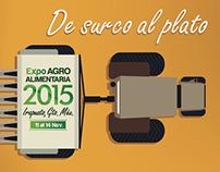 Propuesta Expo Agro Alimentaria 2015