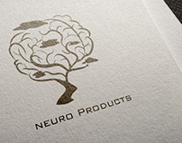 Logo Design for Neurological Products Distributor