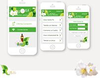 Jaztea mobile App