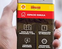 App Shell Rimulero