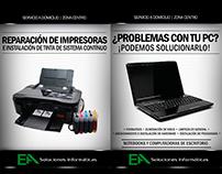 EA Soluciones Informaticas - FLYER DIGITAL