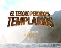 EL TESORO PERDIDO DE LOS TEMPLARIOS. Promo Genérica.
