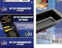 Design de embalagem - 123Útil