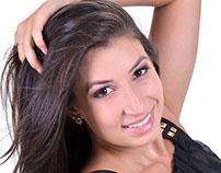 Luiza - Fotografia em estúdio