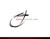 Imagen corporativa - Raku Shushi Bar