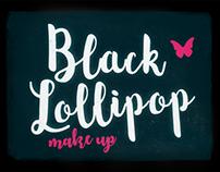 Black Lollipop // Gore Make up