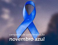 Campanha Novembro Azul Detran