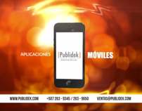 PUBLIDEK - MOBILE APPS