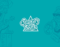 Student's House - Branding