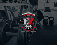 Logotipo Ezequiel Feitosa Personal Trainer
