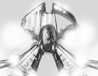 2D6 Experimental Game - 2D Art