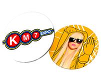 KM7 Exposición retrospectiva