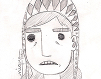 Selfportraits - Illustrations