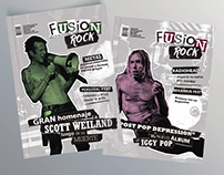 Revista Fusión Rock
