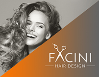 Identidade Visual - Facini Hair Design