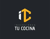 Branding of Inversiones Tu Cocina.