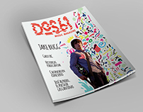 Proyecto de revista musical Dos 61