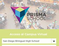 Prisma School WEB