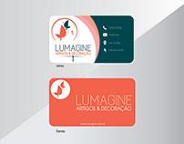 Cartão de Visita Lumagine
