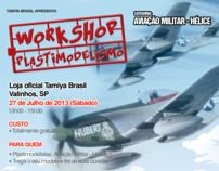 Workshop Tamiya Brasil