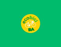Redesign @ Aplicativo Ecobici