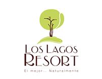 Desarrollo de marca - Los Lagos Resort