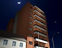 Proyecto Edificio Entre Rios