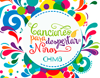 Canciones para despertar niños - CHIMA