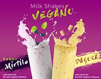 Milk Shakes - Deck Lounge