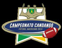 Fotografia Campeonato Candango de Futebol Americano