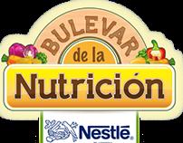 Evento infantil Nestle
