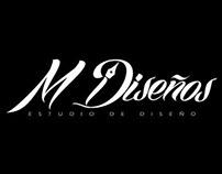 M Diseños - Trabajos