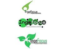 Logo Ingefocus, Valparaiso chile
