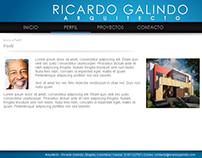 Arquitecto Ricardo Galindo