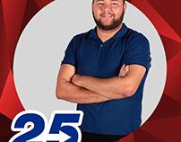Evandro Torres 25 (acadêmico)