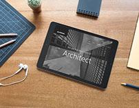 Sitio web para agencia de arquitectos.