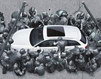 Audi - Freelance Works