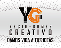 YG Creativo Damos vida a tus ideas