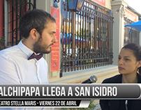 Filmación y edición de promociones Salchipapa