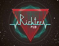 Logo bar Richter, Pronoia