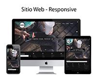 Sitio Web - Resposive Kaffa - Proyecto Universitario.