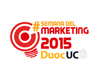 Logo Semana del Marketing Duoc UC 2015
