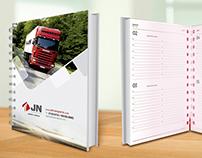 Logotipo JN Transportes