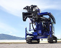 Drill Rig Photography STR-183