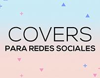 Covers para RRSS